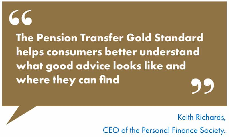 the-pension-transfer-gold-standard